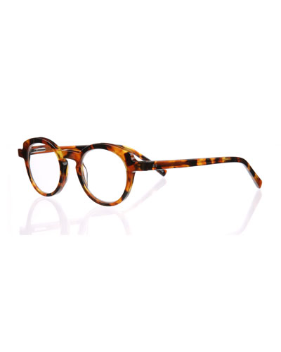 Cabaret Round Readers, Brown Pattern