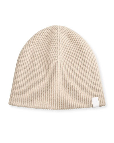 Ace Cashmere Beanie Hat