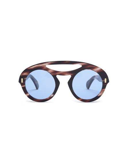 HB-Cinque Aviator Sunglasses