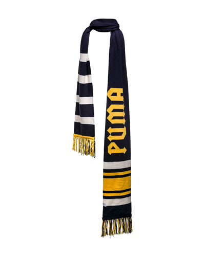 Striped Varsity Scarf