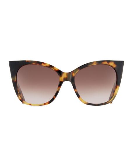 Cat & Mouse Cat-Eye Sunglasses