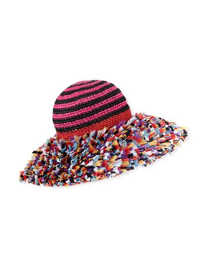 Fringe Sun Hat