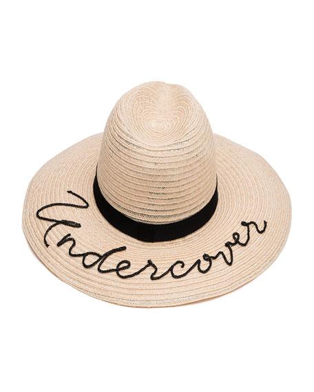 Eugenia Kim Emmanuelle Undercover Sun Hat