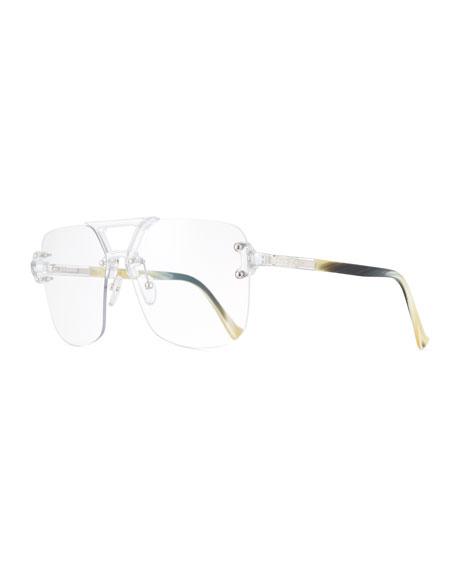Savant Rimless Square Optical Frames