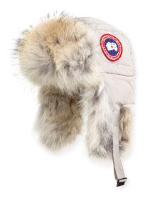Canada Goose Fur Aviator Hat 575b710f2cb7