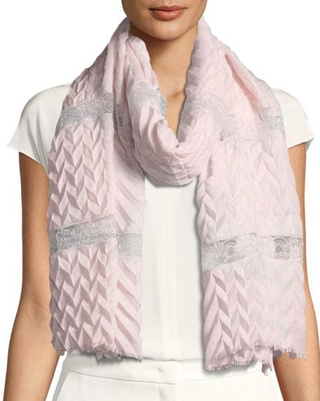 Bindya Pure Affection Wool-Silk Stole