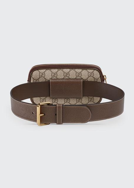 ee87e5f60 Gucci Ophidia GG Supreme Canvas Belt Bag