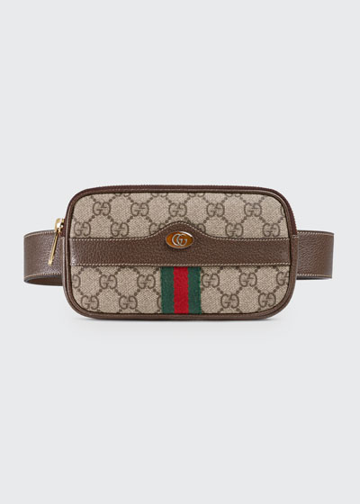 0a00d70a8e8 Ophidia GG Supreme Canvas Belt Bag Quick Look. Gucci