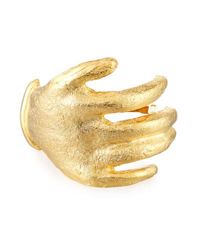 Le Hand Barrette