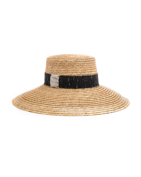 38d529823f8be Eugenia Kim Annabelle Straw Sun Hat