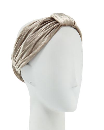 Natalia Velvet Headband