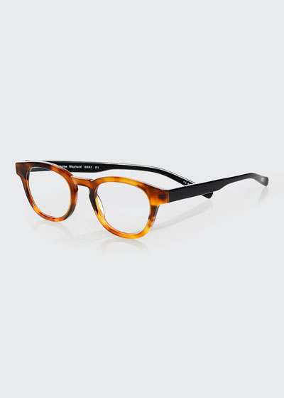 Waylaid Square Acetate Readers
