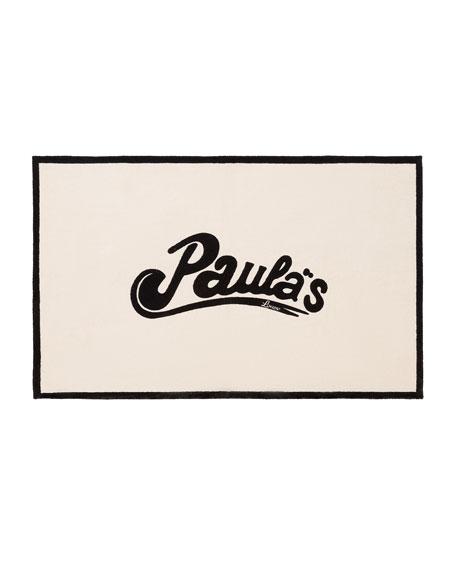 X Paula'S Ibiza Soft Towel in 2165.Nat