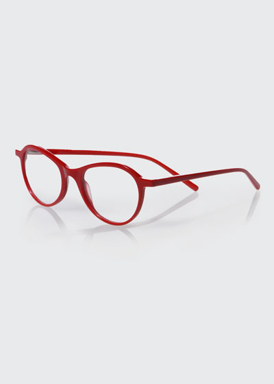 Barbee Q Butterfly Acetate Reading Glasses
