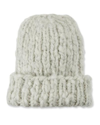 Shannon Cashmere Beanie Hat