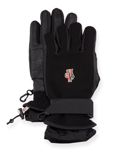 Technical Gloves w/ Leather