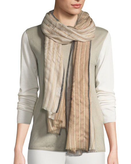 Bindya Accessories Amour Striped Stole