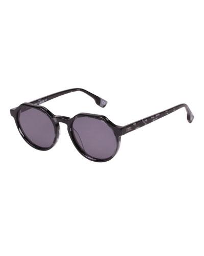 29d475f8da Bang Acetate Monochromatic Sunglasses Quick Look. Le Specs Luxe