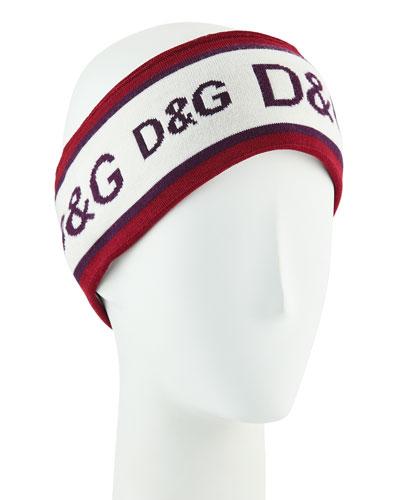 D&G Wide Headband