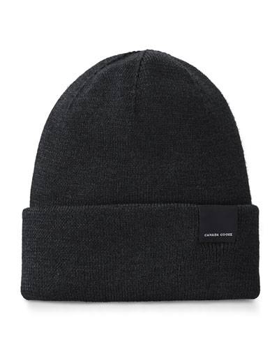Classic Merino Toque Beanie Hat