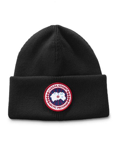 Arctic Disc Toque Beanie Hat