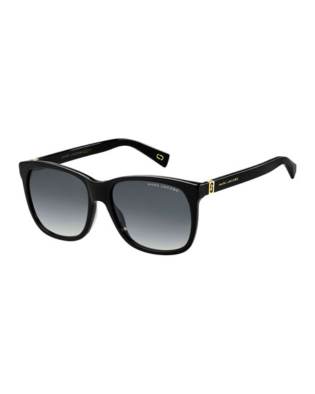 Marc Jacobs Square Gradient Sunglasses c9c057f0d66