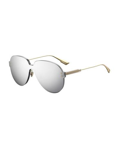 ColorQuake3 Shield Aviator Sunglasses
