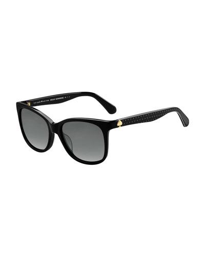 danalyns polarized square sunglasses
