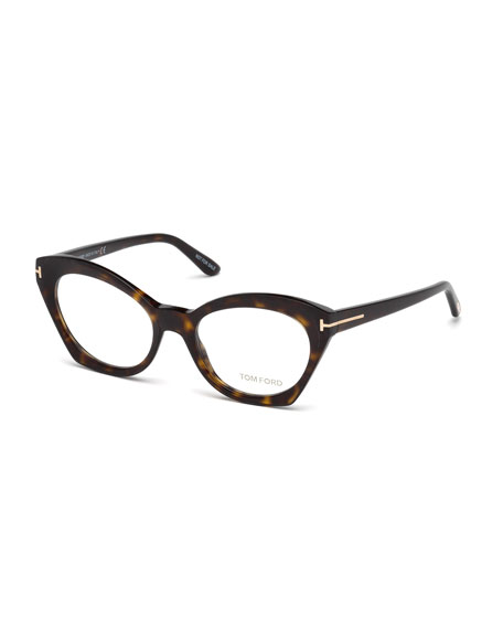 4a0ffcd5bdee8 TOM FORD Cat-Eye Optical Frames