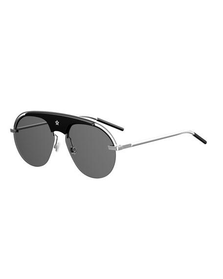 62ccae7af5d21 Dior Dio(R)evolution Aviator Sunglasses