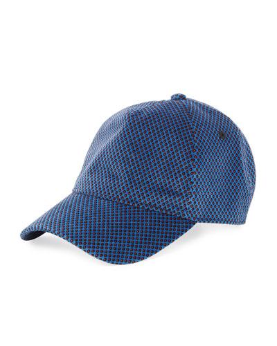 Marilyn Dot-Print Baseball Cap