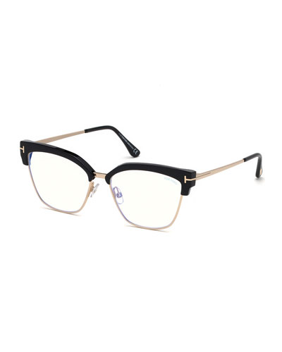 cfbfc10faa658 TOM FORD Optical Frames   Round   Square Frames at Bergdorf Goodman
