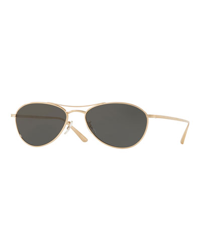Aero L.A. Aviator Sunglasses