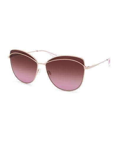 Captivant Butterfly Sunglasses