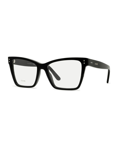 Butterfly Acetate Optical Frames