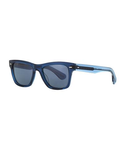 fdafde2ebb3 Oliver Peoples Women s Sunglasses   Round   Mirrored at Bergdorf Goodman