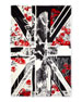 Show Flag Poppies Print Shawl