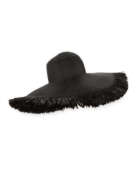 Floppy Fringe Sun Hat