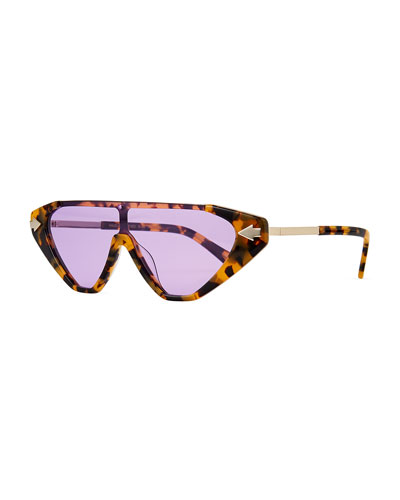 a7257c421f15 Hallelujah Shield Sunglasses Quick Look. Karen Walker