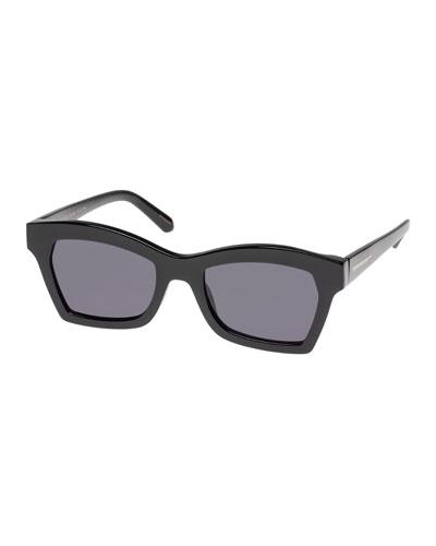 Blessed Cat-Eye Sunglasses