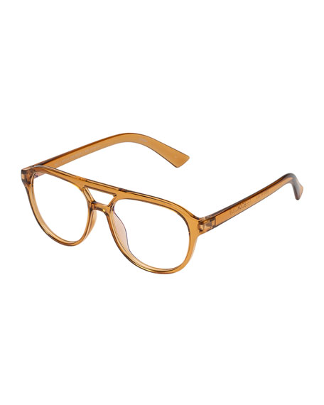 Dot A Freckle and Missed A Hyde Aviator Readers
