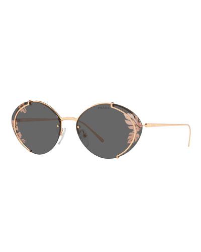 d0128effb5 Designer Sunglasses   Aviator   Cat-Eye Sunglasses at Bergdorf Goodman