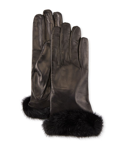 fe95e68117a30 Designer Hats   Gloves   Sun Hats   Leather Gloves at Bergdorf Goodman