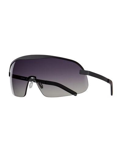 Hopper Gradient Shield Sunglasses