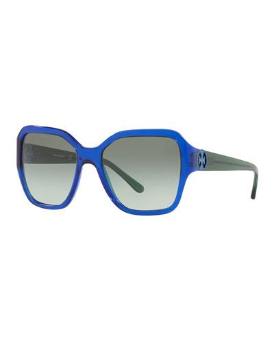 e6a648fe238fc Designer Sunglasses   Aviator   Cat-Eye Sunglasses at Bergdorf Goodman