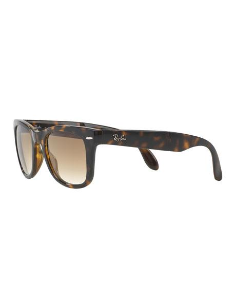 Square Nylon Sunglasses