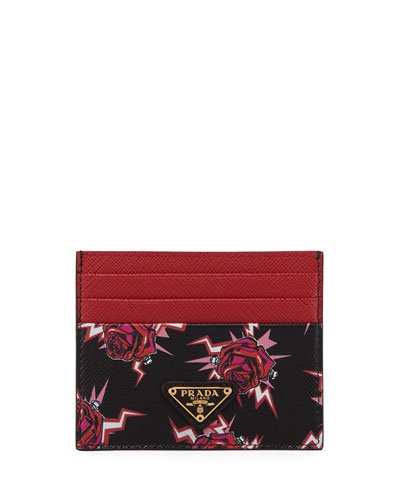 bce6a77421dd3c Prada Women's Accessories : Wallet-On-Chain at Bergdorf Goodman