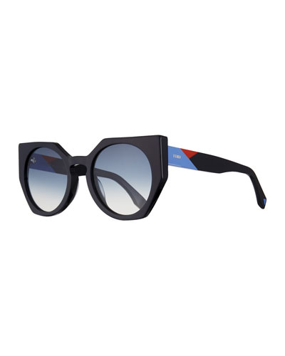eae79c3675b7c Designer Sunglasses   Aviator   Cat-Eye Sunglasses at Bergdorf Goodman