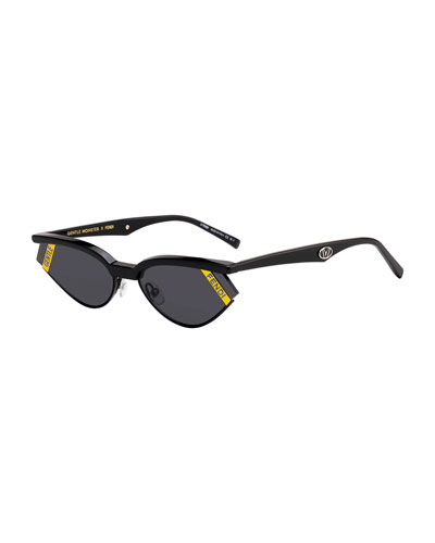 x Gentle Monster Oval Sunglasses