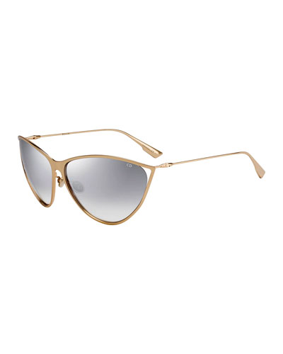 d2b329d11267 Dior Sunglasses : Mirrored & Cat-Eye Sunglasses at Bergdorf Goodman
